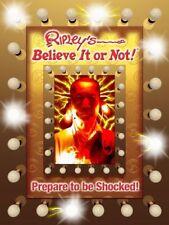Ripleys Believe It Or Not! Prepare To Be Shocked