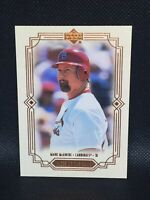 2000 Upper Deck Faces of the Game #F2 Mark McGwire Star MINT