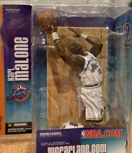 Karl Malone Utah Jazz Variant Series 6 McFarlane NBA MOC