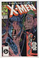 Uncanny X-Men #220 (Aug 1987, Marvel) [Forge] Chris Claremont Marc Silvestri Xv