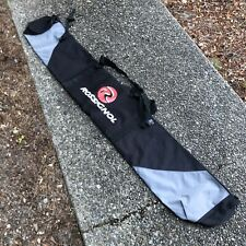 Rossignol Ski Bag Black Grey