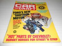 Car Craft Nov 1968, Fords New Shotgun Motor, King of the Wheelies