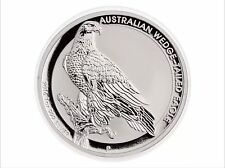 2016 Australian 1oz Silver Wedge Tailed Eagle BU direct from mint roll FreeShip!