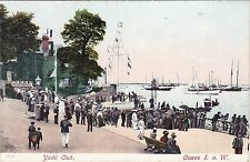 Yacht Club, COWES, Isle Of Wight