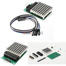 Max7219 Dot Led Matrix Module Mcu Control Led Display Modules For Arduino
