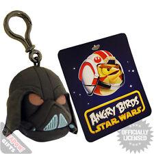 Angry Birds Star Wars Bag Clip. Darth Vader Retro Sci Fi Rovio Game Gift