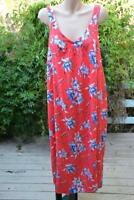 NEW AUTOGRAPH Hi Lo COOL Summer DRESS Size 20 RRP-$59.99 Floral Print. LINED