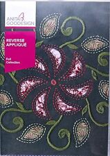 Anita Goodesign Reverse Applique Full Collection 67 Designs Total 238AGHD >NEW<