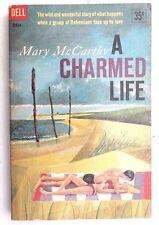 Vintage 1958 A CHARMED LIFE By Mary McCarthy Book 1st Dell Printing