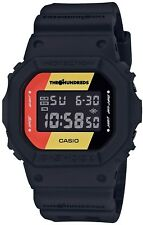 CASIO 2018 G-SHOCK DW-5600HDR-1JR THE HUNDREDS Collaboration model Men's Watch