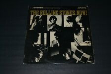 The Rolling Stones, Now~With Printed Inner Sleeve~1965 Rock & Roll~FAST SHIPPING