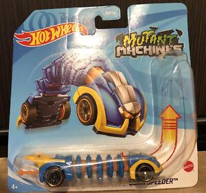 Hotwheels Mutant Machines Centi Speeder
