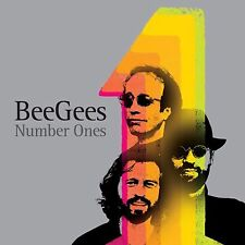 BEE GEES - Number Ones [Bonus Tracks] - CD