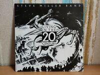 Steve Miller Band – Living In The 20th Century LP