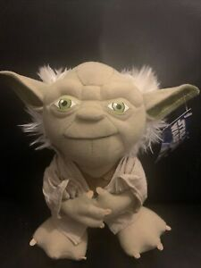 "Star Wars Yoda Bean Plush Underground Toys 9"""