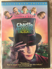 Charlie and the Chocolate Factory (Dvd, 2005, Full Screen)Johnny Depp, Deep Roy