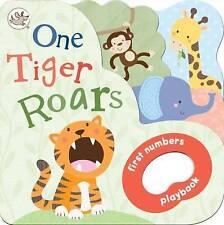 Little Learners Grip Book - One Tiger Roars (Little Learners Grab Playbooks), Ne
