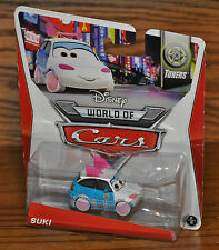 2014 Disney World of Cars Die Cast Tuners Suki #2 of 8 NEW