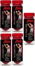 Penn Red Racquetballs (lot of 5 cans) 3 pack Ballistic 2.0