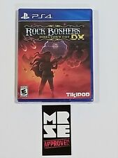 Limited Run Games #99 ROCK BOSHERS DX for PS4 (PlayStation 4) New Sealed