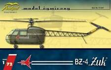 BZ 4 ZUK (BEETLE) - POLISH EARLY HELICOPTER 1/72 ARDPOL RESIN (pzl)