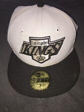 New Era Los Angeles Kings Cap Grey And Black