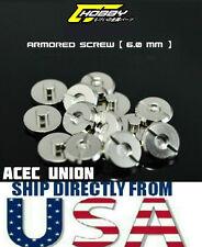 12PCs Metal Armor Detail Up 6mm Screw Parts For HG PG MG 1/100 1/60 Gundam USA
