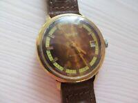Poljot 23 Jewels USSR Vintage Unique Limited Edition Mechanical Automatic Watch