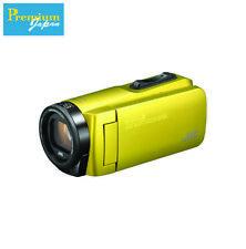 JVC GZ-R480-Y Yellow EverioR High Resolution 32GB Video Camera Japan Version New