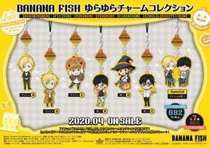 Banana Fish Yura Yura Charm Collection (Set of 7) 4562135404918