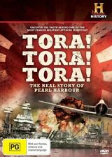 Tora Tora Tora the REAL Story of Pearl Harbour 1941 History Channel Doco WW2