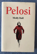Pelosi by Molly Ball (2020, Hardcover) First Edition