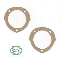 HONDA S/CT/CM/ATC-90, '65-'66 Points Cover Gaskets, Set of 2.   (90-5)
