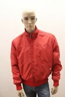 Giubbino REFRIGUE Uomo Bomber Jacket Coat Giubbotto Jacke Man Taglia Size XL