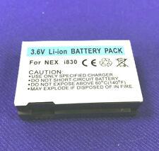 2 batteries (Japan3.7v1.3A)for Nextel iDen i830,i833,i835,i836 Phones.*50%Off.