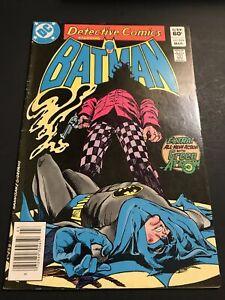Detective Comics #524, Mar 1983, Batman, Killer Croc, robin