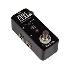 Mooer Micro Series ABY Channel Switch Effects Pedal 2 in - 1 out or 1 In - 2 Out