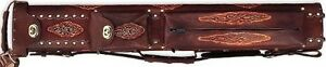 WIN LC35ENJ-4  3x5 Tooled Leather Pool Cue Case w/FREE shipping