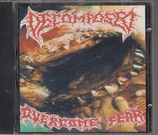 DECOMPOSED / PSYCHOPATHIA - split CD