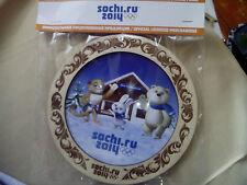 NEW  MINI-Big Size magnet-HANd Wok SOCHI-2014 -Winter Olimpic Games!!