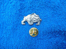 ONCE A MARINE ALWAYS A MARINE SERVICEMEN 1 MARINE Bull Dog With Bone Mascot PIN