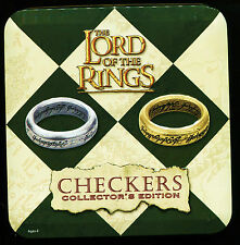 The Lord Of The Rings Checkers Collector'S Edition-Hand-Sculpted/Pai nted Pieces