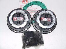 Manual Free Wheel Locking Hubs Ssangyong Rexton Korando Musso 450