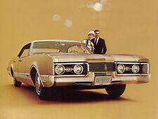1967 Oldsmobile Delta 88, Refrigerator Magnet, 40 MIL Thick