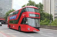 New bus for London - Borismaster LT279 6x4 Quality Bus Photo B
