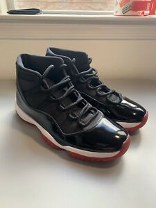 Size 12.5 - Jordan 11 Retro Bred 2019