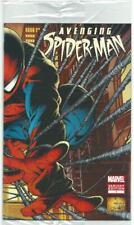 Marvel Comic Avenging Spider-Man #1 Bagged Variant J Joe Quesada cover 2012 !!^