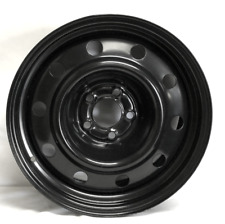 17 Inch 5 on 4.5 Black Steel Wheel Fits Charger Magnum 300 We0422N New