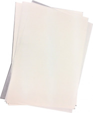 100 x A3 Silicone Sheets / Protection Paper for Heat Transfer and Heat Press Pro