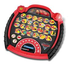 Clementoni 61651 Disney Cars 3 Alphabet Pad Interactive Electronic Learning Pad